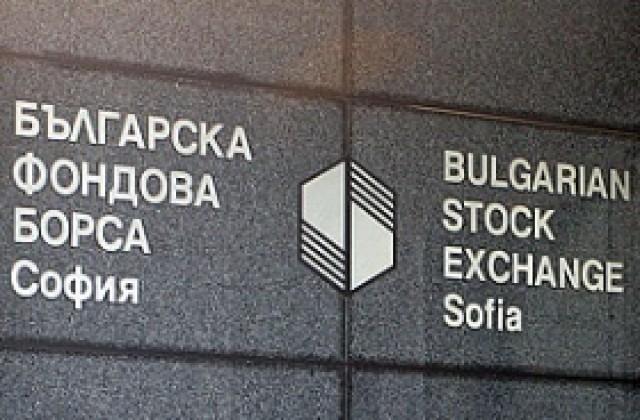 Оборотът с компаниите от SOFIX падна под 100 хил. лв. в понеделник