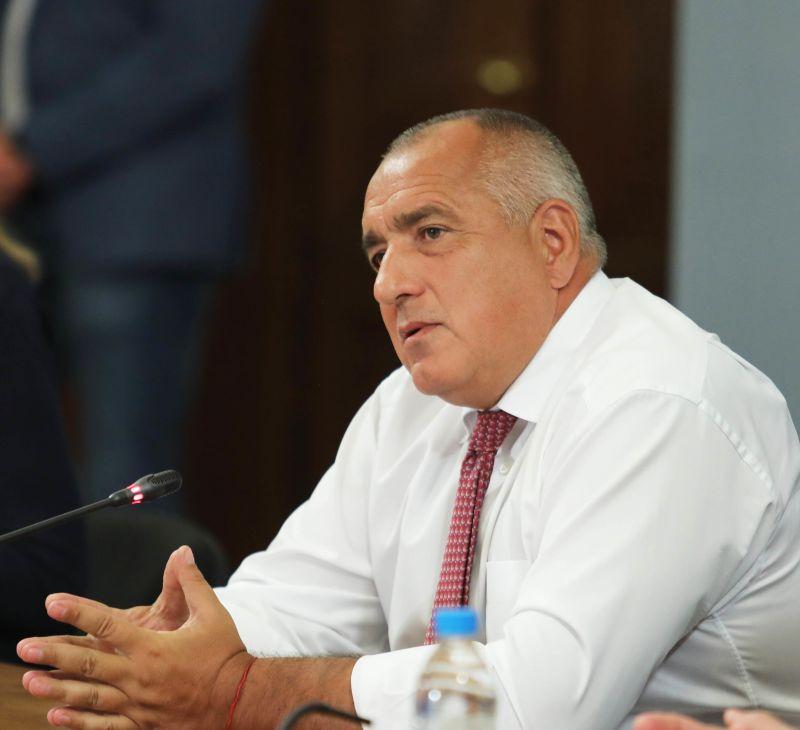 Пак скандал в Народното събрание заради Бойко Борисов