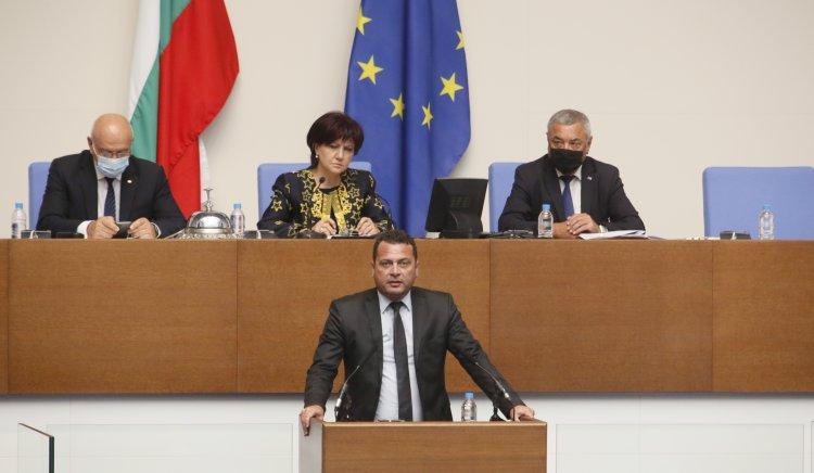 Иван Ченчев: Доволен съм, че ръководството на БСП обърна сериозно внимание на спорта