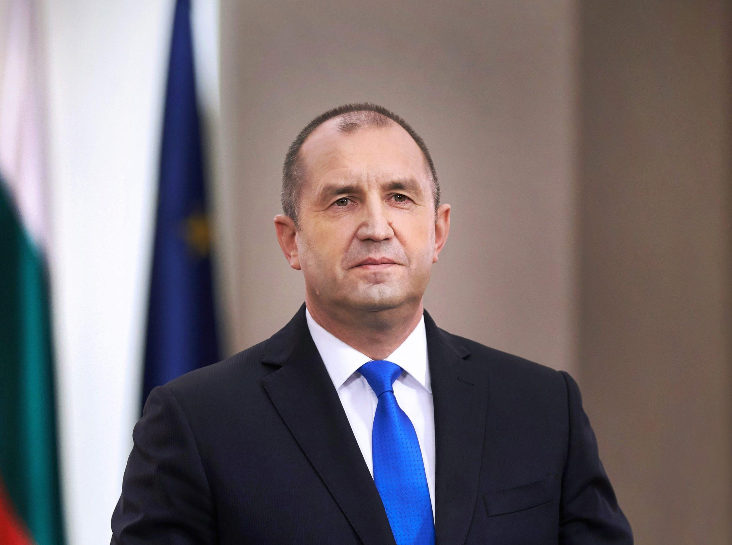 Президентът Румен Радев призовава за своевременна реакция от отговорните институции в България и РСМ на сигналите за дискриминация на наши сънародници в югозападната ни съседка