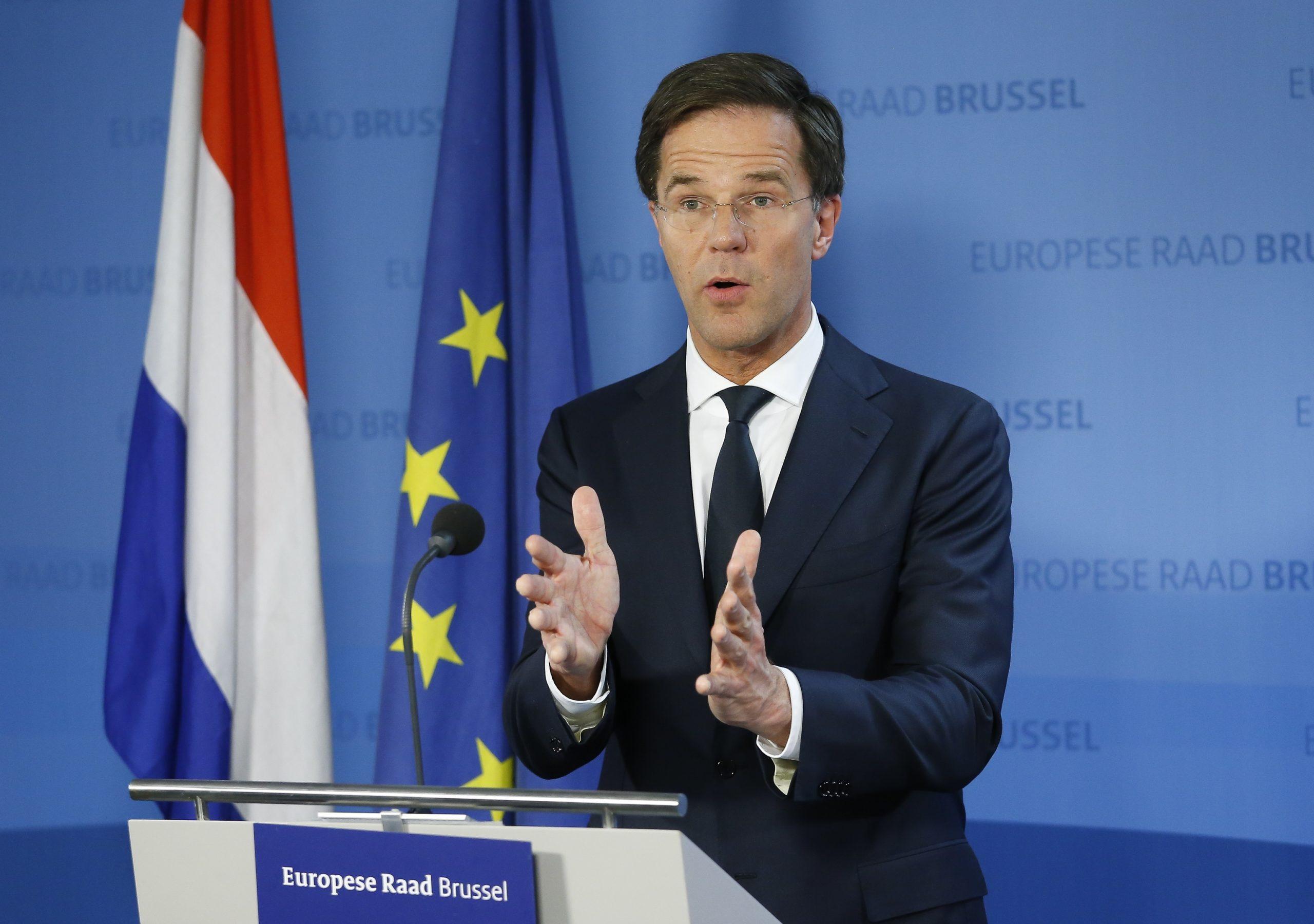 Партията на премиера Марк Руте води на парламентарните избори в Холандия