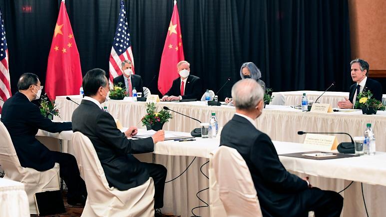 САЩ и Китай се сблъскаха в първата среща на високо ниво при администрацията на Байдън