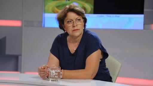 Татяна Дончева: БСП има нужда от партньори, ще помогнем на Нинова да се освобди от страховете си