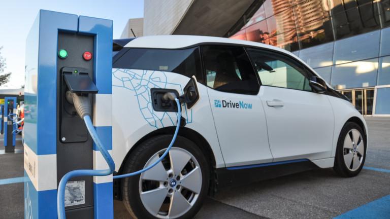 Електромобилите ще увеличат потреблението на ток с 38 %, но няма да намалят рязко въглеродните емисии