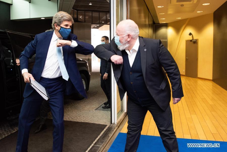 Европа и САЩ отново в диалог за климатичните промени