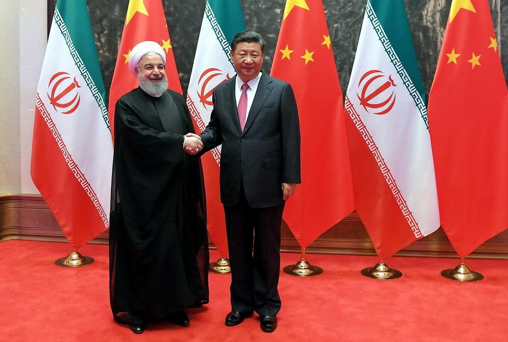 Иран и Китай подписаха всеобхватен съюзен договор