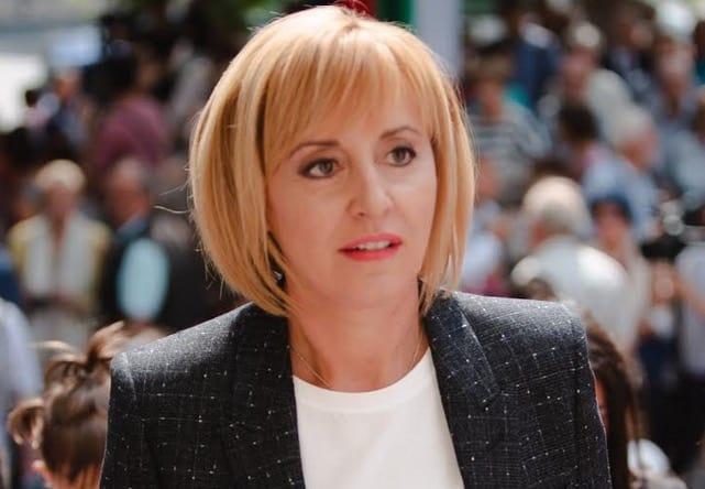 Манолова пред ПАСЕ: Манипулацията на вота може да се спре само от международни наблюдатели