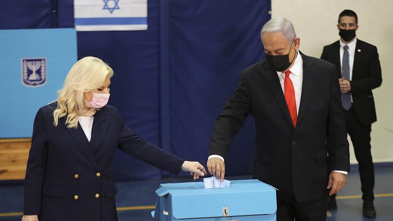 Изборите в Израел - Нетаняху води, но не достатъчно