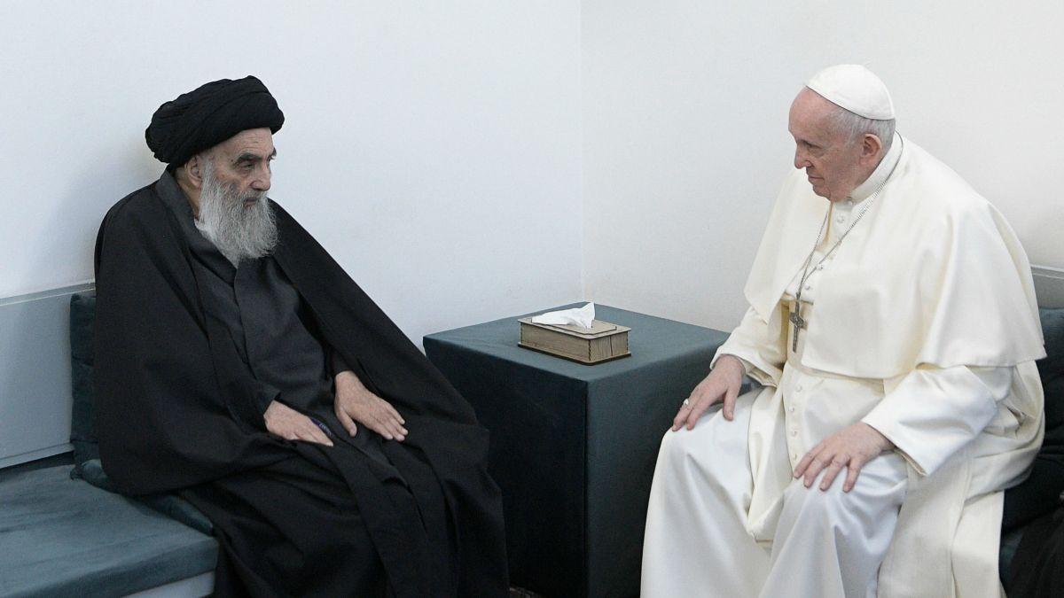 Папа Франциск завърши обиколката си в Ирак