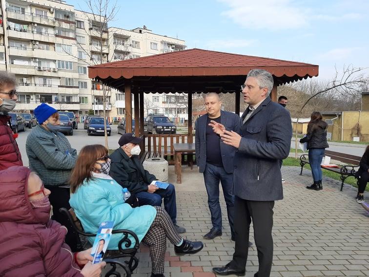 Станислав Стоянов, ГЕРБ: Санирането на блоковете е сред основните приоритети на ГЕРБ-СДС