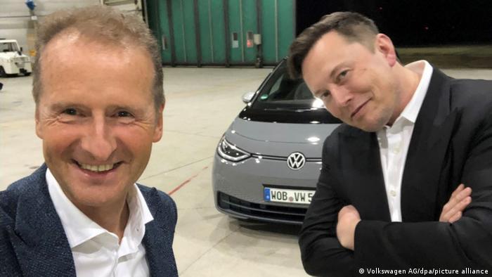 Фолксваген се готви да изпревари Тесла