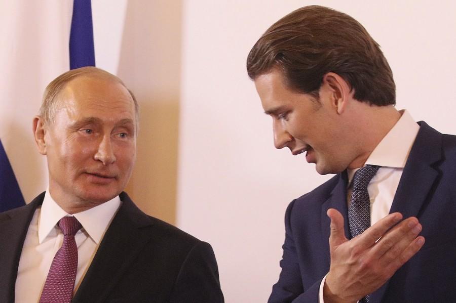 Путин-Курц