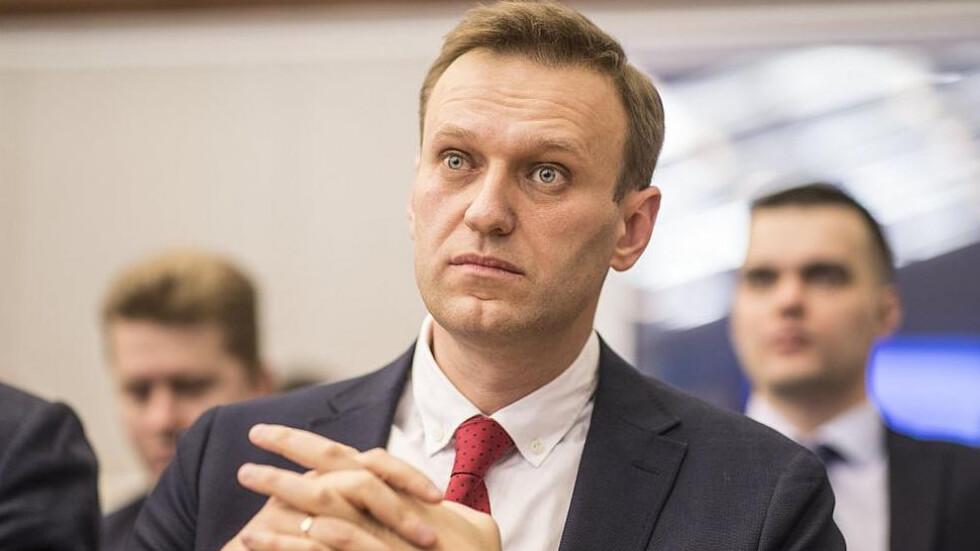 Навални с първи думи: Да освободим Русия и да преодолеем страха