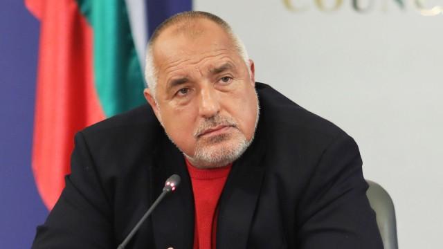 Премиерът Борисов: Работи се по абсолютно цялото трасе на пътя Видин-Ботевград