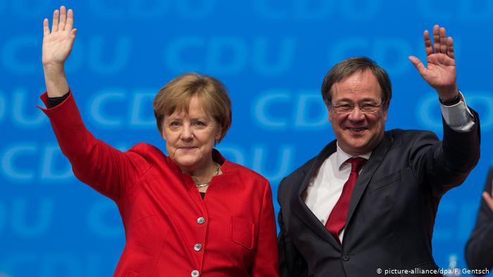 Партията на Меркел загуби изборите в две германски провинции