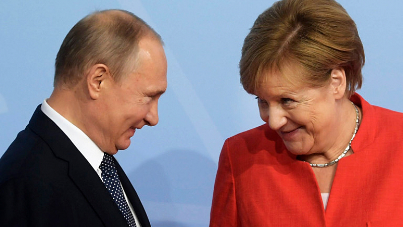 Германия Русия